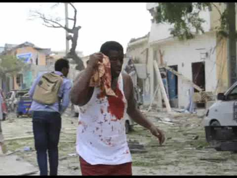 Al-Shabaab Claims Responsibility For Twin Explosions