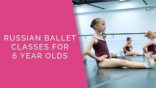 Ballet 2 Class for 6 Year old Kids in Orlando - Russian Ballet - Orlando, FL