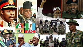 APC, PDP PARTY ARE PARASITES WHO LEAVE INSIDE NIGERIA BODY