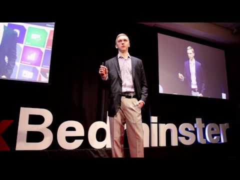 Why teens don't health-care | Dylan Gaus | TEDxBedminster