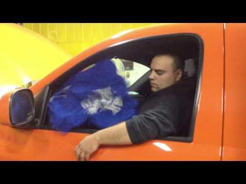 Dodge Ram Team Sundown - D Style Audio test 3 - Coca Cola music