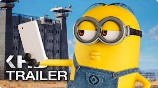 DESPICABLE ME 3 ALL Trailer & Clips (2017)