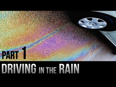 Coe Lewis - San Diegans:  How To Drive In The Rain Part 1