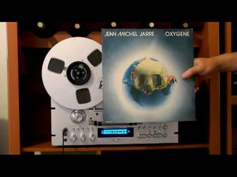 Pioneer RT-909 / Jean Michel Jarre / Oxygene