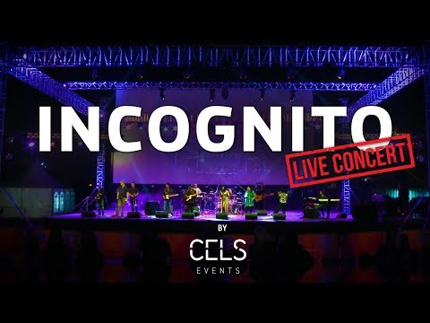 Incognito Live Concert at Drive-in Doha