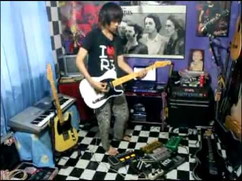 Donny Dwijo - Sheila On 7 - Pria Kesepian (Guitar Cover)