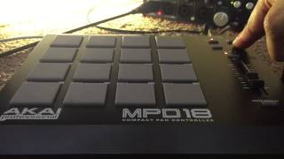 Video Akai MPD18 Tutorial Pt. 1 download MP3, 3GP, MP4, WEBM, AVI, FLV Juni 2018