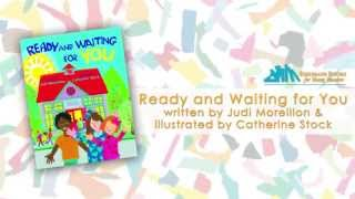 Book Trailer for Ready and Waiting for You thumbnail