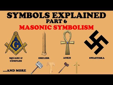 SYMBOLS EXPLAINED (Pt.6): MASONIC SYMBOLISM
