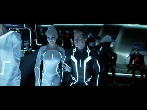 """Tron: Legacy"": Castor Chapter - Gem Siren Scene (""End of Line"") [HD]"