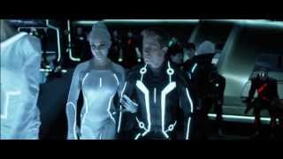 """Tron: Legacy"": Castor Chapter - Gem Siren Scene (""End of Line"") [HD]"