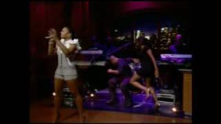 Ashanti The Way That I Love You LIVE on Regis & Kelly
