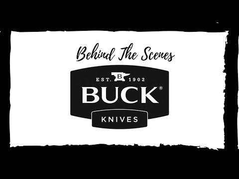 BUCK KNIVES Factory Tour