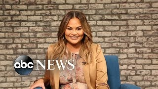 Chrissy Teigen's advice to my younger self (and my kids)