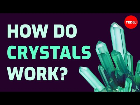 Video image: How do crystals work? - Graham Baird