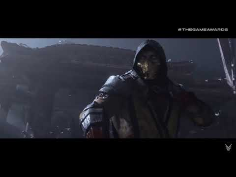 MORTAL KOMBAT !!!   Ed Boon reveals Mortal Kombat  at the  Game Awards!