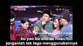Lagu Rindu Orang tua (Teks Indo) - zhende xiang huijia