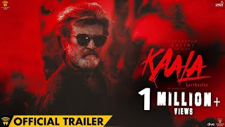 Kaala Karikaalan (The King of Dharavi) - Official Trailer | Rajinikanth | Pa Ranjith | Dhanush