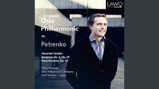Piano Concerto, Op. 20: I. Allegro