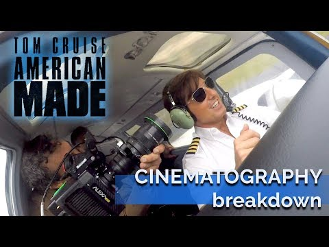 American Made - Cinematography Breakdown