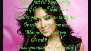 Pretty by Nicole Scherzinger (lyrics)