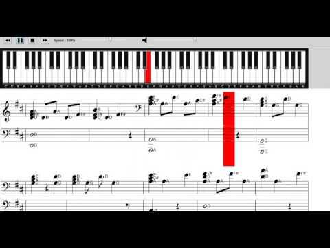 Adele Remedy Sheet Music Piano Tutorial