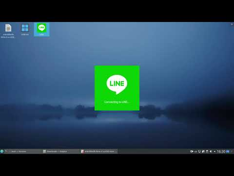 KDE-neon Install Wine And Line Pc