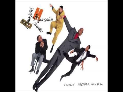 Branford Marsalis Quartet - Crazy People Music - Spartacus
