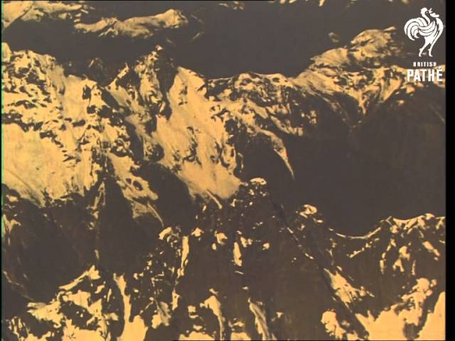 Aerial Shots Of The Rockies (1961)