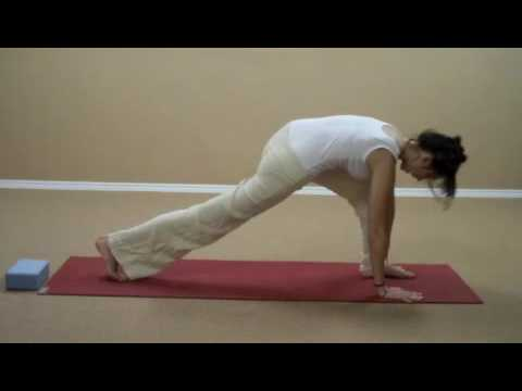 Open your Hip Flexors with Yoga!