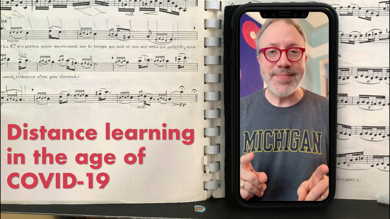 Music Lesson tips for remote learning (#COoperativeVIDeo)