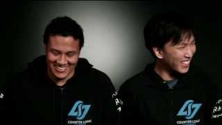 The Rush Hour botlane - DoubleLift and Aphromoo - Love is in the air! :) | S4 NA LCS Spring W1D3