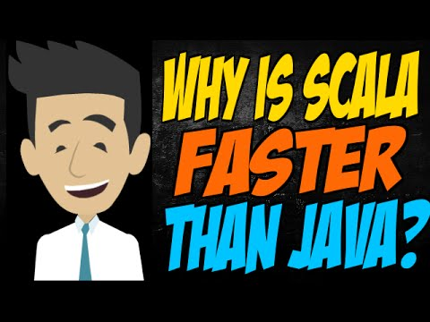 Why is Scala Faster than Java?