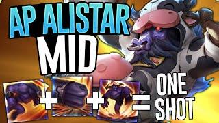 Is AP ALISTAR MID back to being BROKEN?! - League of Legends
