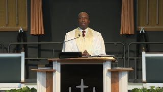 The Garment of Salvation by Rev. Bennie B. Ford