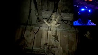 Поиграл в Resident Evil 7 в VR - УЖАС какая виртуальная реальность PlayStation VR