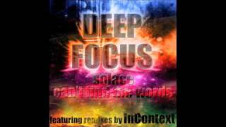 Play There For Me (Deep Focus Remix)