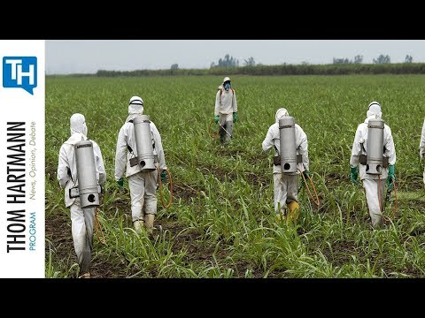 Weed Killer, Cancer and the Corruption Of Science (w/Guest Carey Gillam)