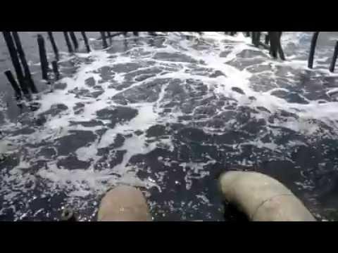 SCG PAPER MILL Polluting Calumpit River