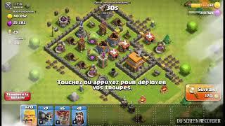 Clash of clans épisode 2 à 7 8 9 like il y aura une suite clash of clans