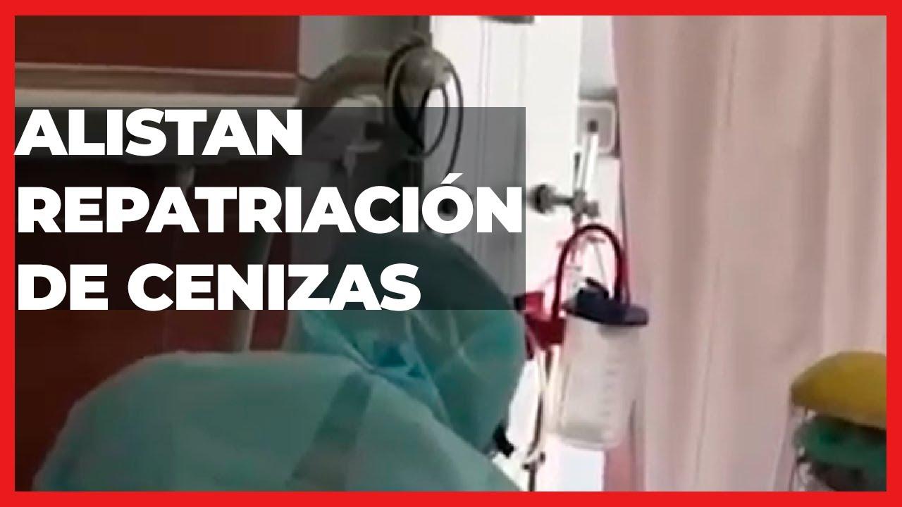 Alistan repatriación de cenizas   Las Noticias Puebla