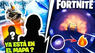 IS THIS THE *SECRET SKIN* OF NEVADA? FORTNITE *THE MYSTERY OF THE KING OF FIRE*