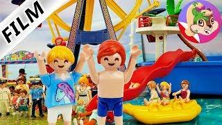 Playmobil Rodzina Wróblewskich | Letni Festiwal w Playmobil City | Czy to złodziej?