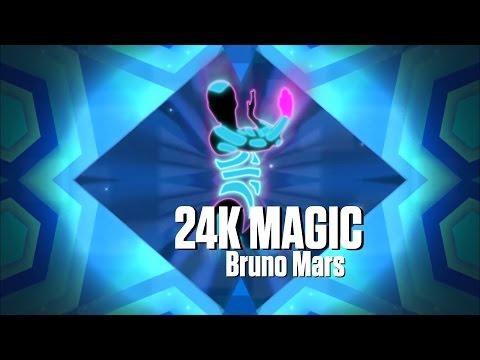 Just Dance: 24K Magic - Bruno Mars |Fanmade Mashup|