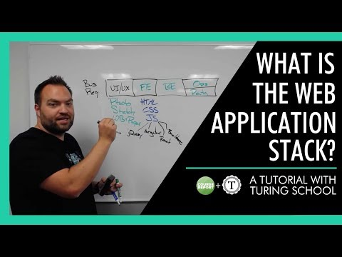 Do Full Stack Developers Exist? An Intro to Application Stacks