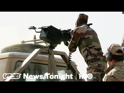 American War In Africa & Conspiracy Theorists: VICE News Tonight Full Episode (HBO)
