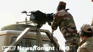 American War In Africa & Conspiracy Theorists: VICE News Tonight Full Episode (HBO) thumbnail