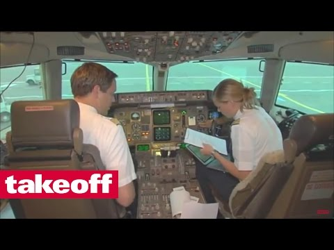 Condor Boeing 757 Frankfurt/Main - Countdown zum Abflug (Countdown to Departure)