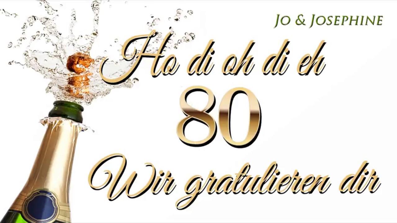Lll Spruche Zum 80 Geburtstag Nachdenkliche Und Lustige