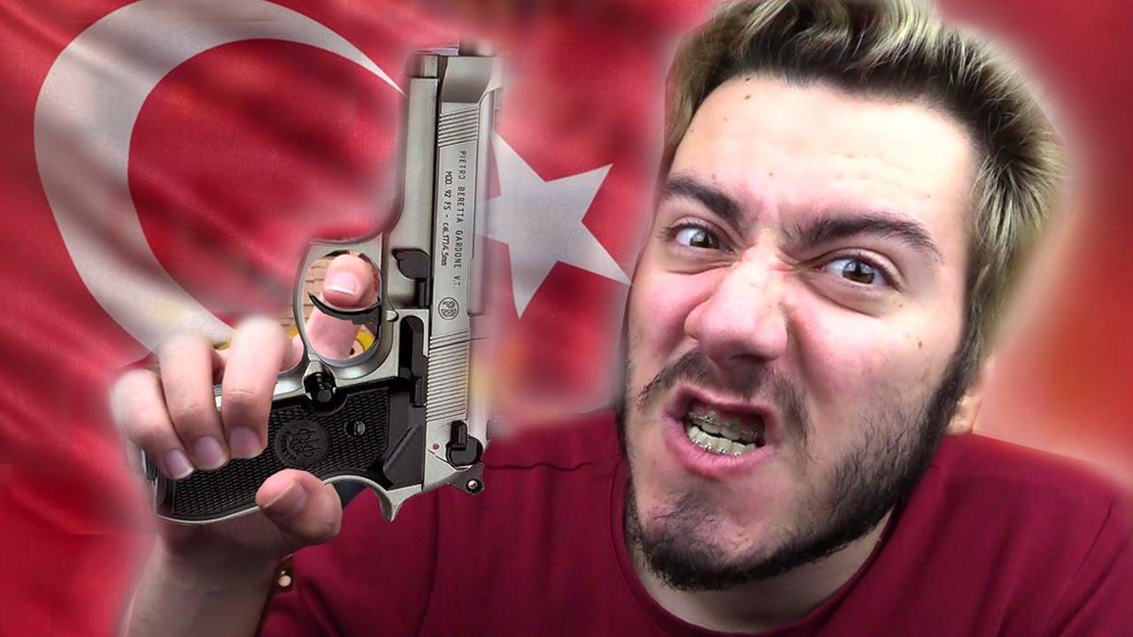 Turk Yapimi Silah Oyunu Youtube